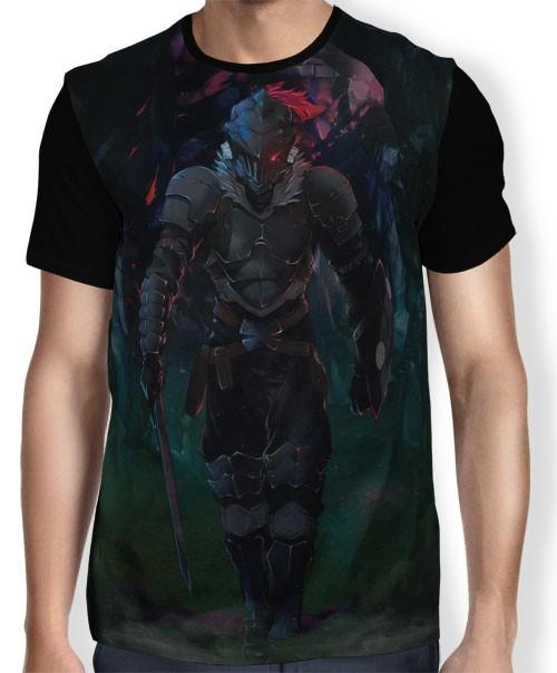 Camisa FULL Silver Ranked Adventurer - Goblin Slayer