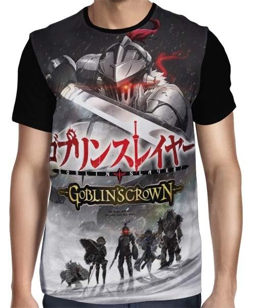 Camisa FULL Goblin Slayer Movie - Goblin's Crown