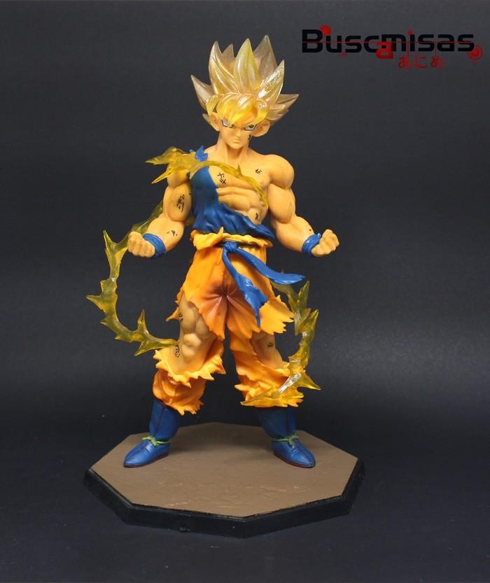 Action Figure Super Sayajin 2 Goku - Dragon Ball