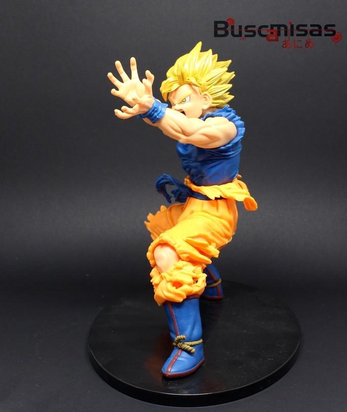 Action Figure Super Sayajin Goku - Dragon Ball