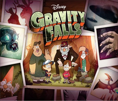 Mouse Pad - Gravity Falls