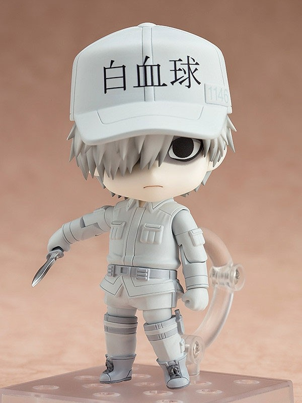 Action Figure Nendoroid - White Blood Cell Neutrophil - Hataraku Saibou - Cells At Work!