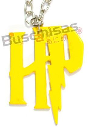HP-15 - Logo Harry Potter Amarelo