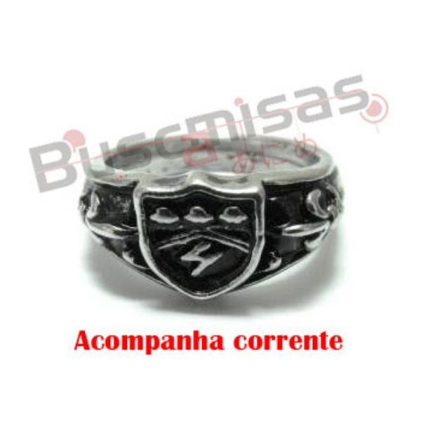 HR-04 - Anel Vongola Trovão: Lambo