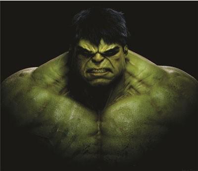 Mouse Pad - Hulk