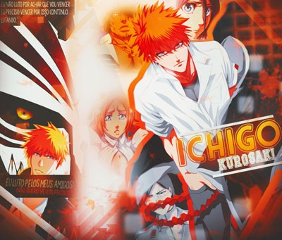 Mouse Pad - TN Ichigo Colegial - Bleach