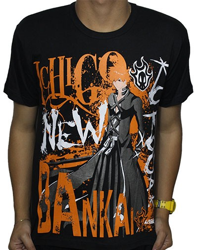 Camisa Bleach - Ichigo New Bankai