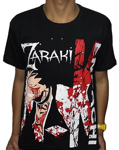 Camisa Bleach - Zaraki Blood