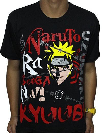 Camisa Naruto - Naruto Rasengan
