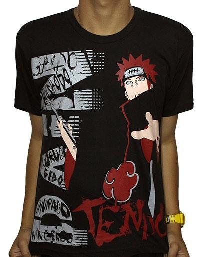 Camisa Naruto - Naruto Pain Tendo