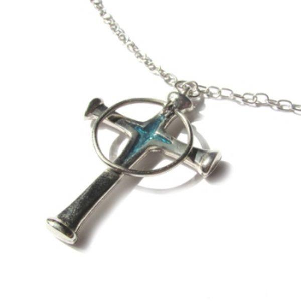 BL-02 - Colar Bracelete do Uryuu Ishida (Quincy Cross)