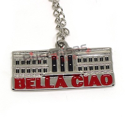 LCP-02 - Colar Bella Ciao - La Casa de Papel