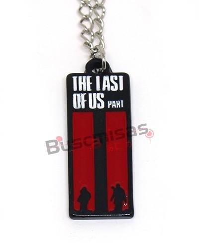 TLU-02 - Colar Logo - The Last Of Us Part 2