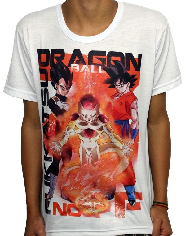 Camisa Fukkatsu no F - DragonBallZ