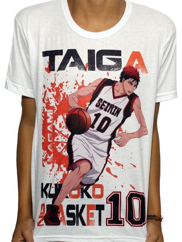 Camisa SB Taiga - Kuroko no Basket
