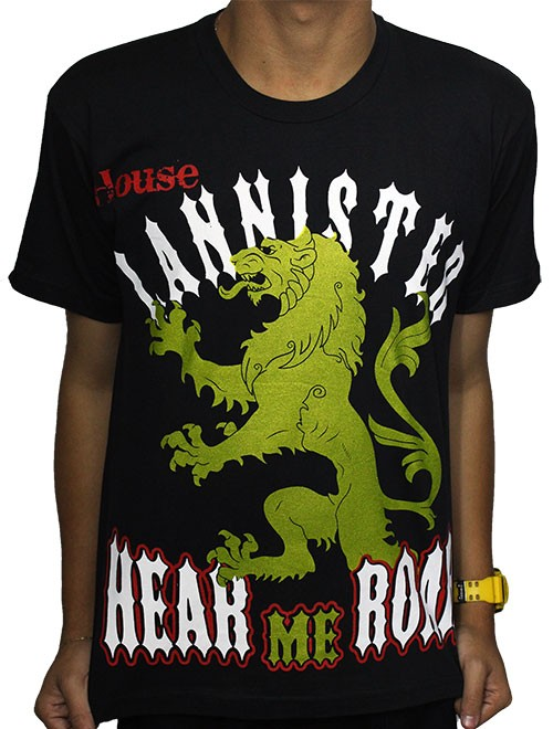 Camisa Lannister - Game of Thrones
