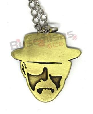 BBD-02 - Colar Heisenberg - Breaking Bad
