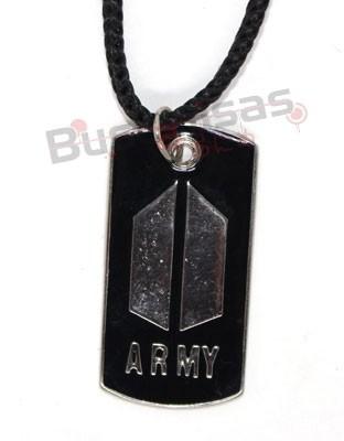 KPOP-32 - Colar Army BTS (BangTan Boys) - K-Pop