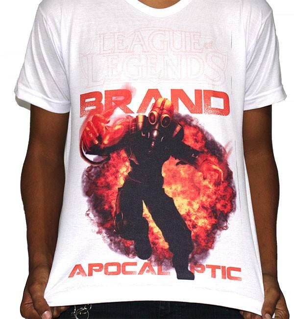 Camisa SB Brand - LOL