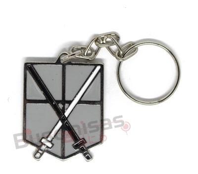 AOT-04(CH) - Chaveiro Recrutas - legião dos Sentinelas