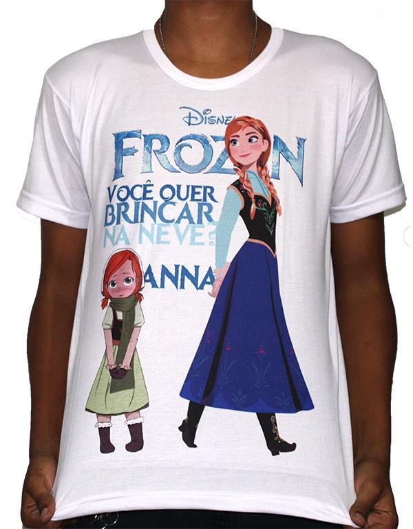 Camisa SB Anna - Frozen