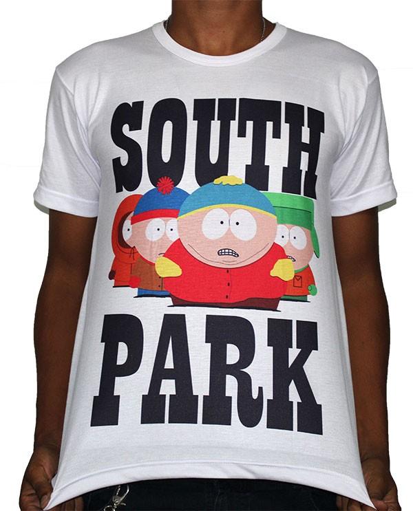 Camisa SB South Park Serie