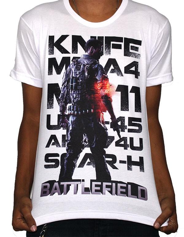 Camisa SB Battlefield