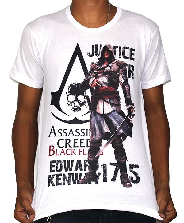Camisa SB Edward - Assassins creed