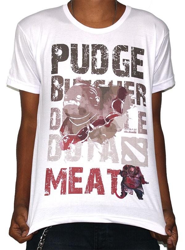 Camisa SB Pudge - Dota 02