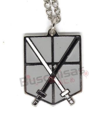 AOT-04 - Colar Recrutas - legião dos Sentinelas