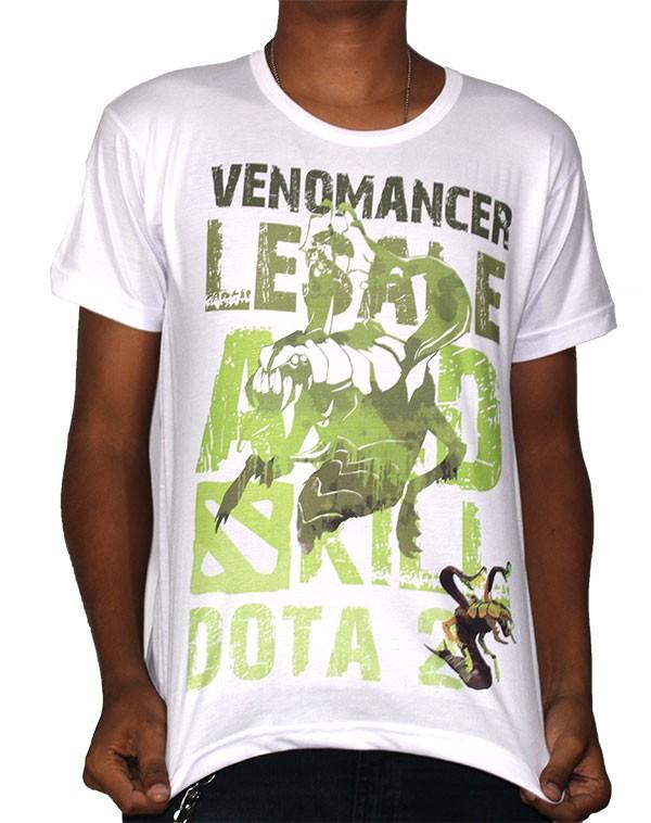 Camisa SB Venomancer - Dota 02