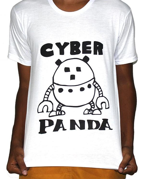 Camisa VA  - One Piece Cyber Panda