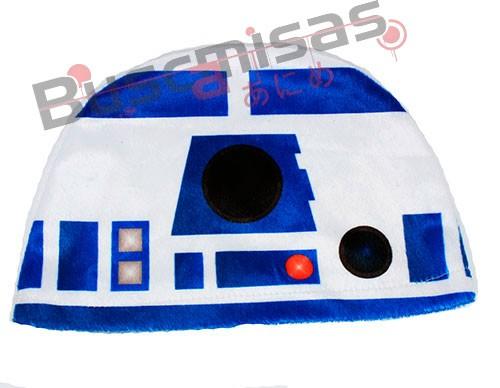 Touca R2D2 - Star Wars