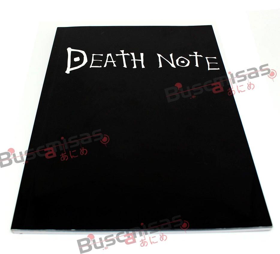 Caderno Death Note Simples Raito