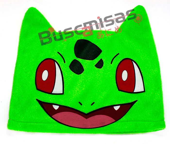 Touca Bulbasaur - Pokemon