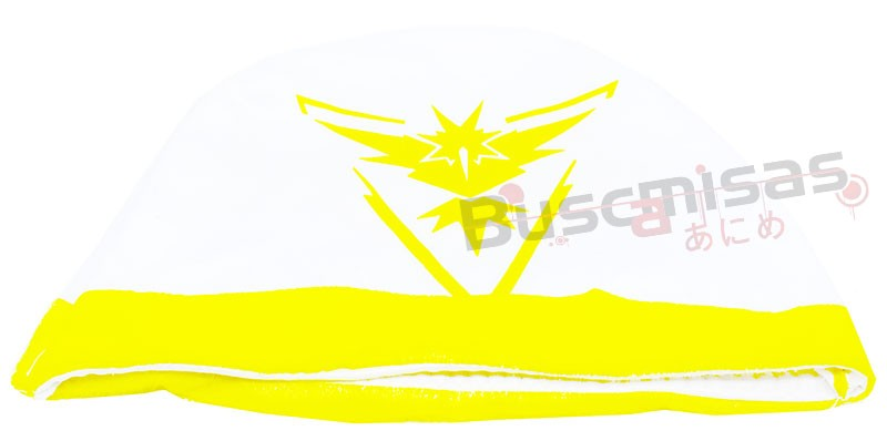 Touca Team Instinct - Pokemon GO