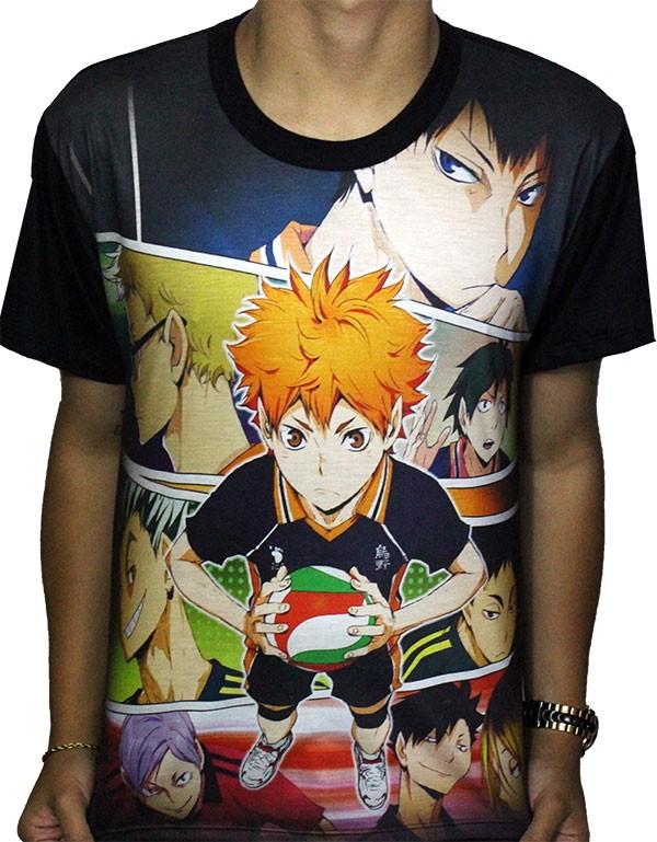 Camisa FULL Haikyuu