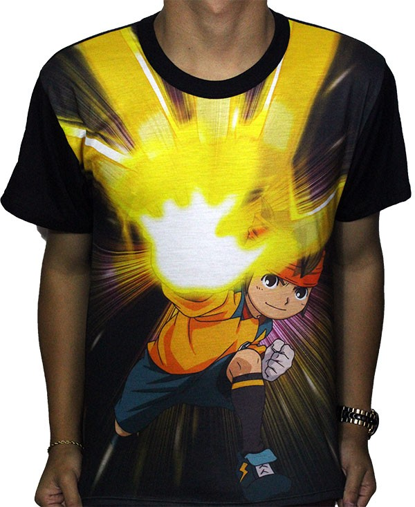 Camisa FULL Inazuma Eleven (SUPER ONZE)
