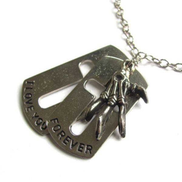 DN-22 - Colar Medalhas (I love you forever)