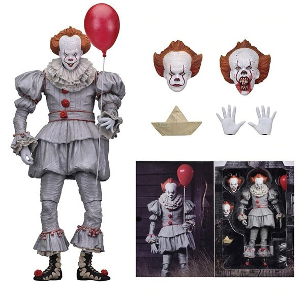 Action Figure Pennywise - It A Coisa