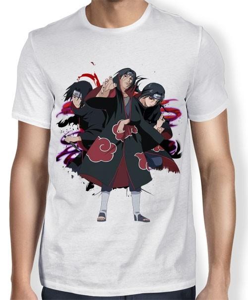 Camisa TN Jutsu Itachi - Naruto