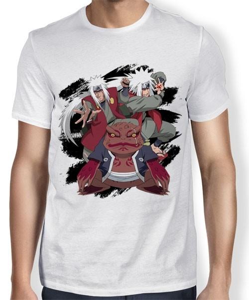 Camisa TN Jiraiya - Naruto