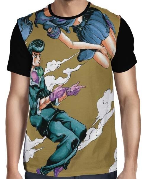 Camisa FULL Josuke Higashitakai - JoJo's Bizarre Adventure