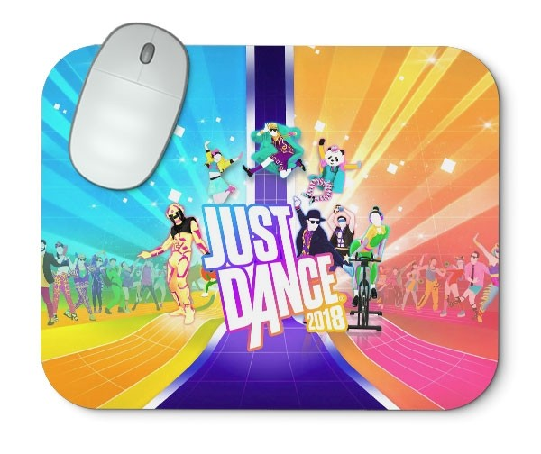 Mouse Pad - Just Dance 2018