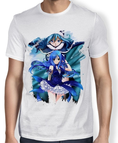 Camisa TN Juvia - Fairy Tail