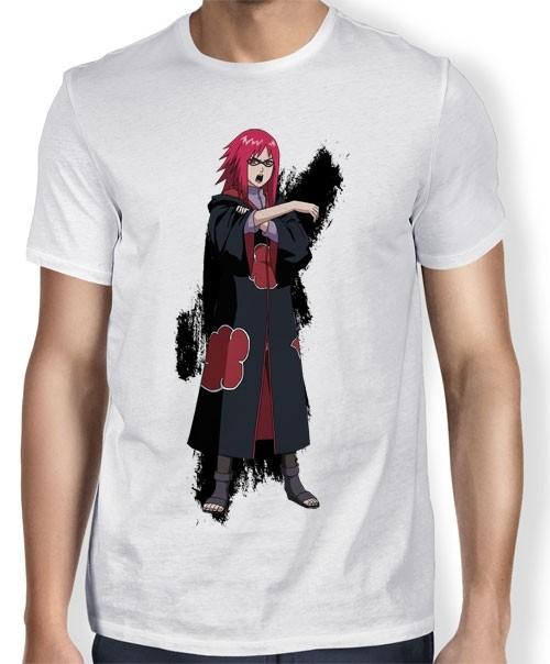 Camisa TN Karin - Naruto