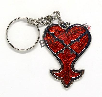 KH-34(ch) - Chaveiro Heartless - Kingdom Hearts