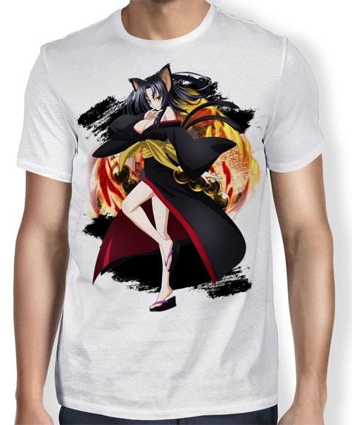 Camisa TN - Kuroka - HighSchool DxD