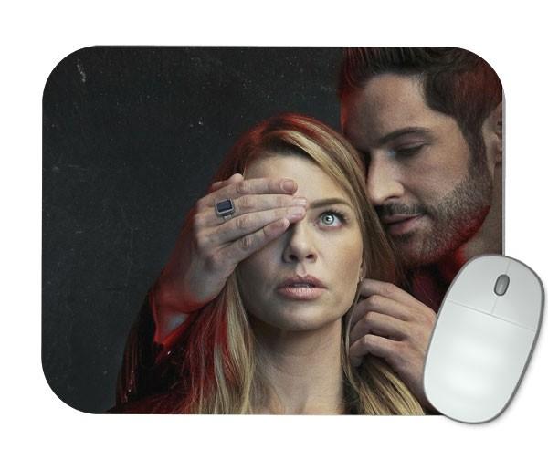 Mouse Pad - Lucifer - Season 4