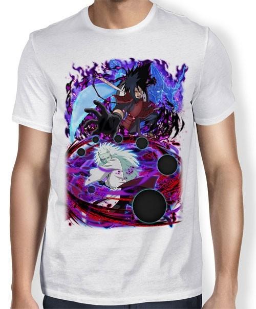 Camisa TN Madara Rikudou Mode - Naruto